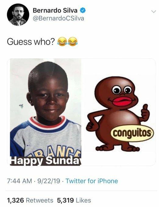 Tweet razzista